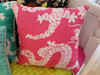 Pulitzer Dragon Pink And White