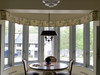 Curtains And Valance, fabric by Thibaut