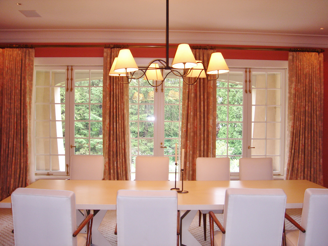 Custom window treatments in Stamford, CT | Thundersley Interiors