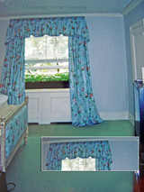 A Word About Hand Smocked Window Treatments