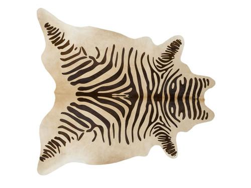 DILLON ZEBRA COWHIDE