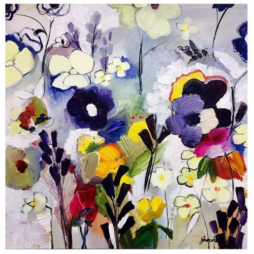 GIFTED GARDEN, ORIGINAL PAINTING