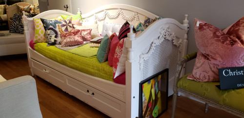 Marie Daybed, French White