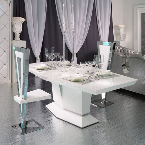 Luxury Dining Table set, Modern & Contemporary Style