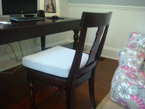 Chair Seat Box Cushion