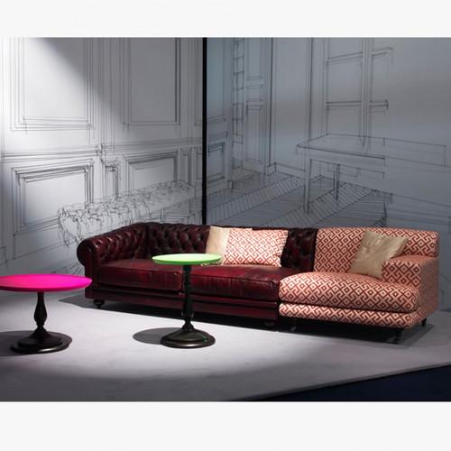 Contemporary Chesterfield Sofa