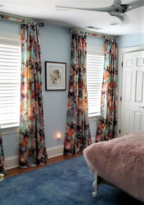 Jean Paul Gaultier Botanique Curtains