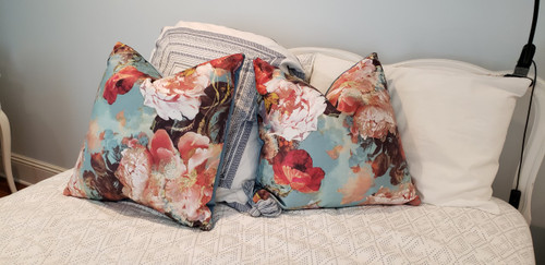Botanique Throw Pillow by  Jean Paul Gaultier 20 x 20