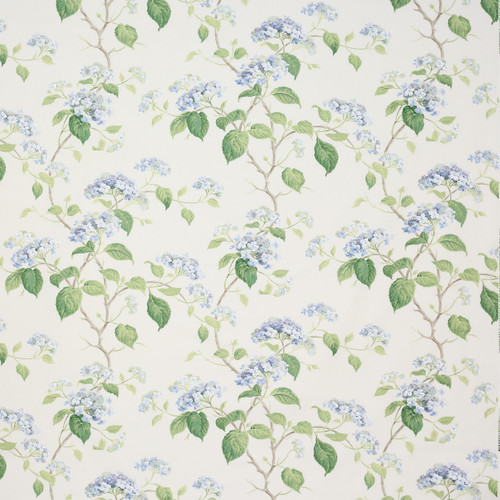 Cowtan And Tout Summerby Chintz, Blue Green