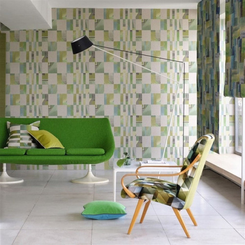CHINON TEXTURED WALLPAPER By Designers Guild