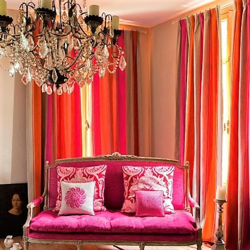 Kazan Curtains by Manual Canovas