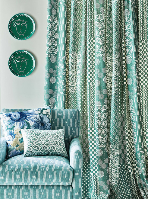 Jane Churchill Imri  Curtain