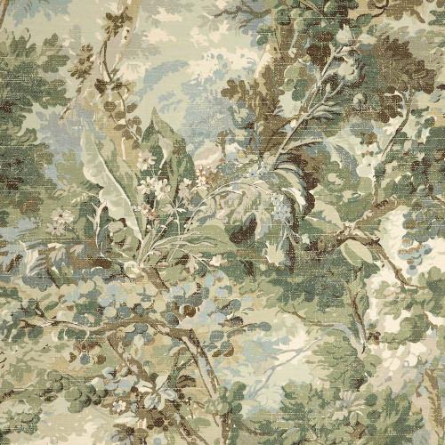Rutland Wallpaper Sage Teal