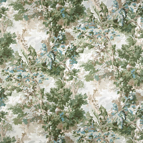 RUTLAND FABRIC VERDURE (GREEN)