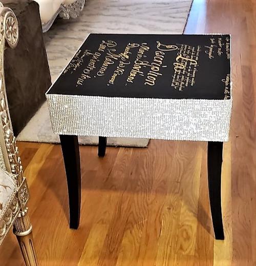 LUXURY LAMP TABLE, The Belgravia Lamp Table