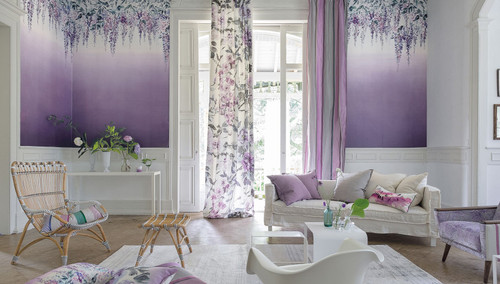 DESIGNERS GUILD SCENES AND MURALS WALLPAPER