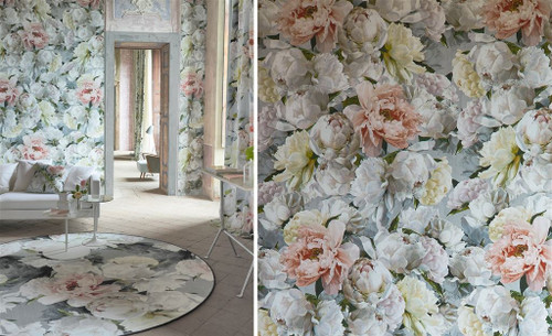 DESIGNERS GUILD FOSCARI FRESCO WALLPAPER