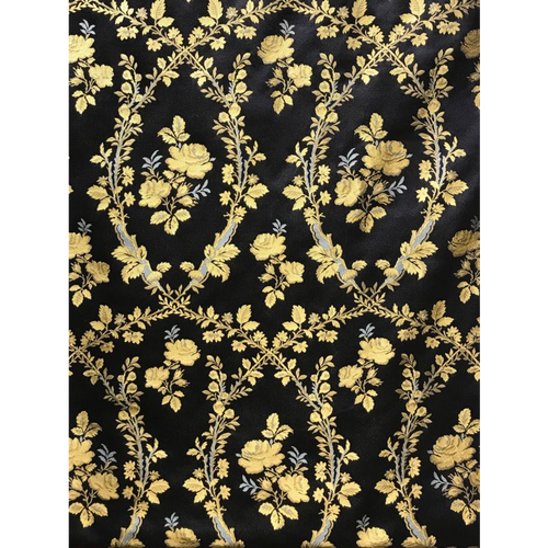 OLD WORLD WEAVERS LAMPAS TORCELLO FABRIC by the yard