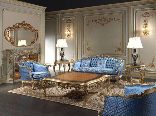 (A)  Living Room Set