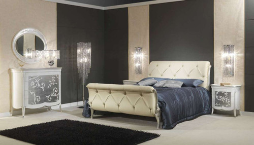 Art Decò style bedroom Set | Luxury Furniture in Stamford, CT, by Thundersley Interiors