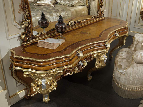 Baroque classic dressing table