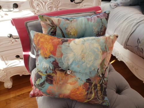 Jean Paul Gaultier Botanique Boudoir Pillow