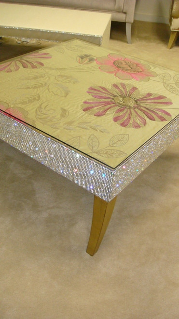 Diamante Coffee Table, The Belgravia Coffee Table