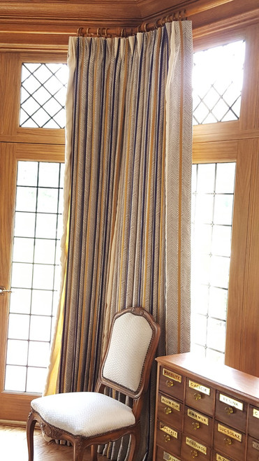 Curtains for Bay  Windows