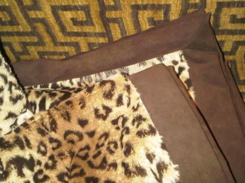 Leopard Throw
