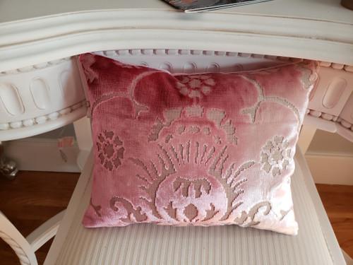 POLONAISE Boudior Pillow, Peony