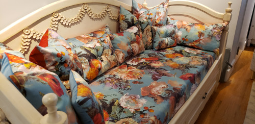 Botanica Duvet Cover by Jean Paul Gaultier