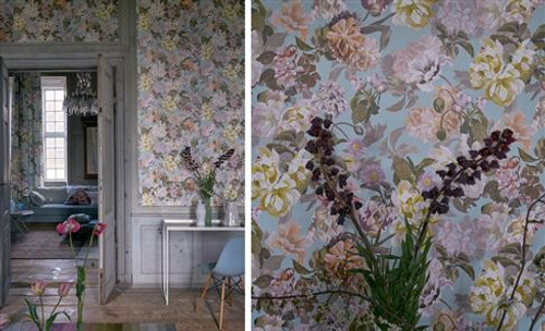 Designers Guild Wallpaper in Stamford, CT – Available at Thundersley Interiors