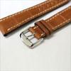 Cognac Genuine Matte Alligator Watch Strap for Breitling | Breitlingstraps.com