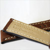 Mahogany Genuine Matte Alligator Watch Band for Breitling | OEMwatchbands.com