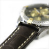 Mocha Genuine Matte Alligator Watch Band for Breitling | OEMwatchbands.com