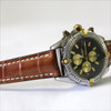 Cognac Genuine Matte Alligator Watch Band for Breitling | OEMwatchbands.com