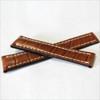 Cognac Genuine Matte Alligator Watch Band for Breitling | OEMwatchbands.com