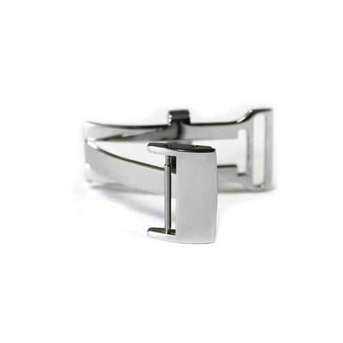 18mm OEM Polished Deploy Clasp for Breitling   OEMwatchbands.com