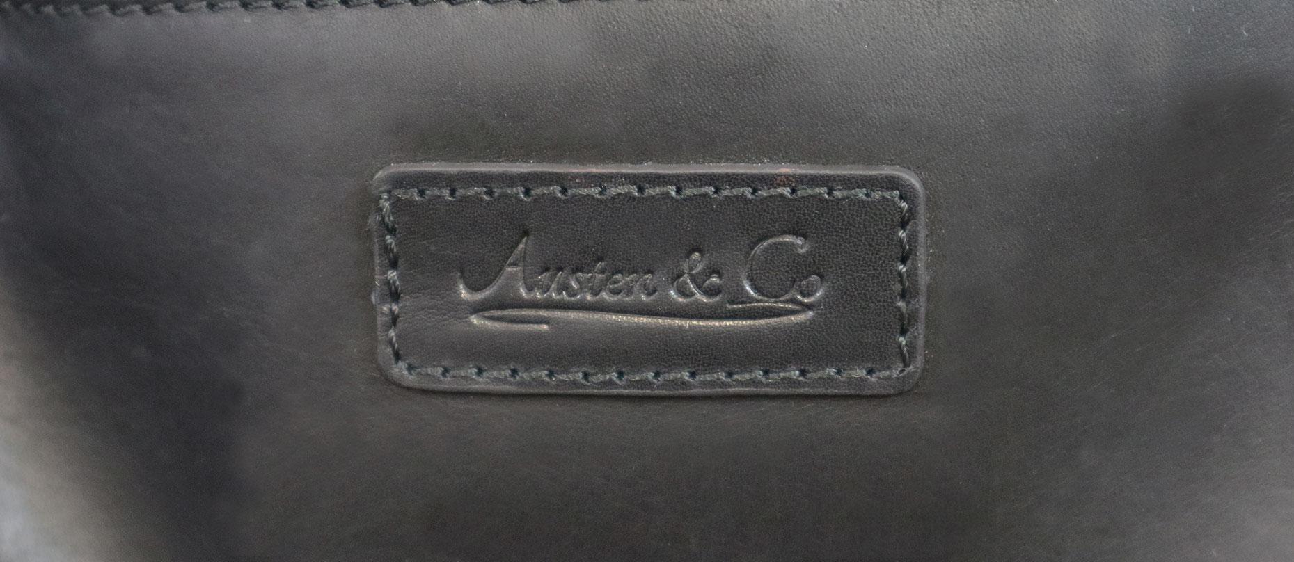 Black Holdall Austen & Co Logo