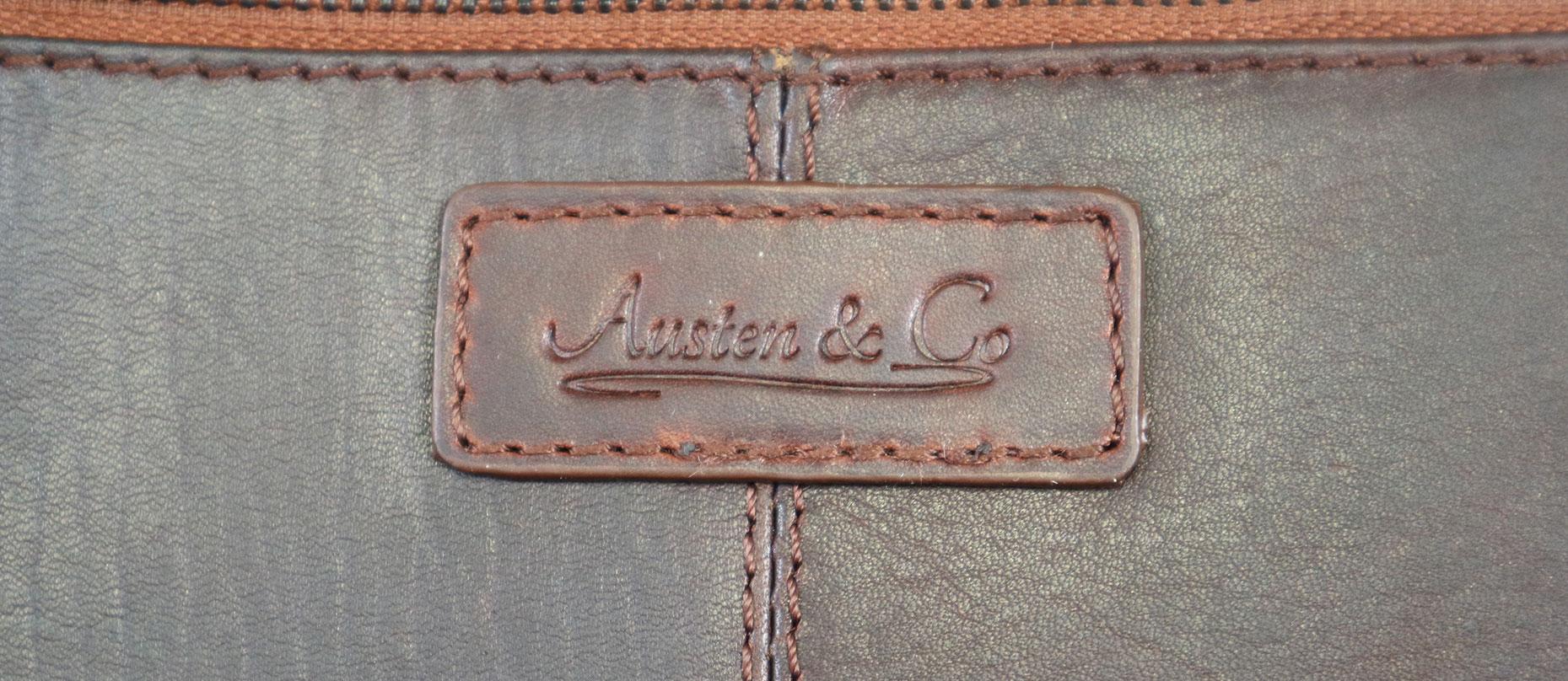 Brown Messenger Austen & Co Logo