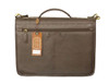 Ashwood Brown Leather Satchel Briefcase