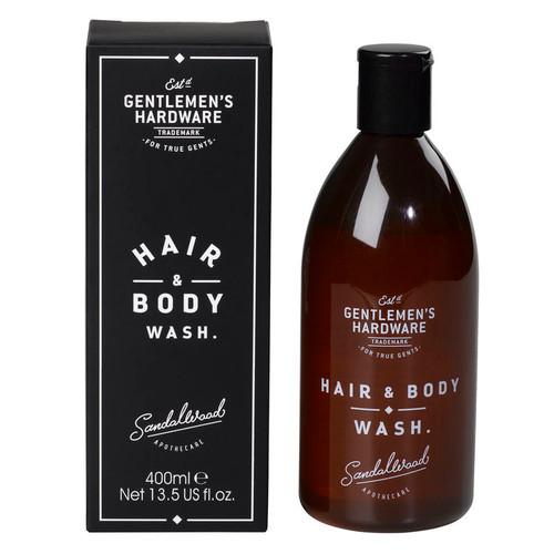 Wild & Wolf Gentlemen's Hardware Hair & Body Wash