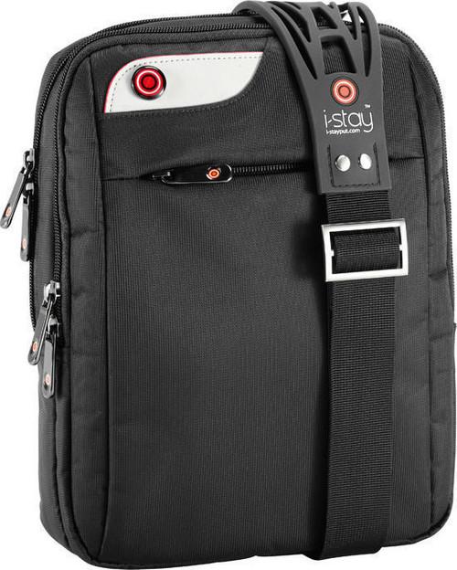 Falcon Black Nylon I-Stay IPad Bag