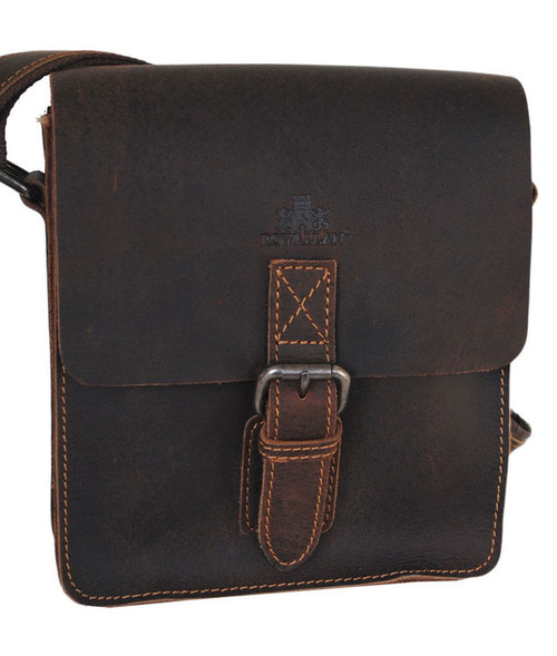Rowallan Craftsman Single Buckle Satchel