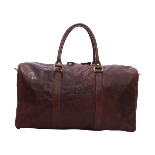 Hansson Leather Travel Holdall