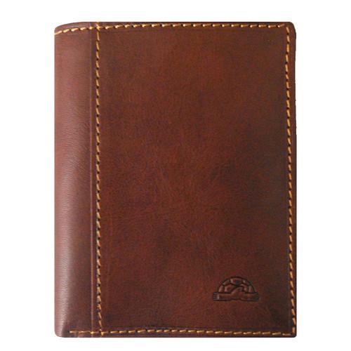 Tony Perotti Leather Slim Italian Wallet