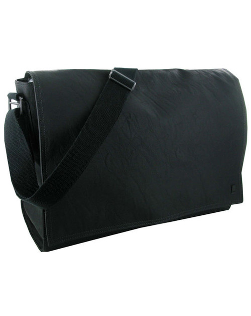 7315bb5de8 Storm Northway Black Faux Leather Laptop Bag