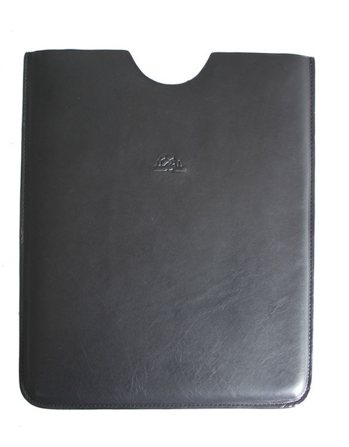 Tony Perotti Italian Black Leather iPad Case