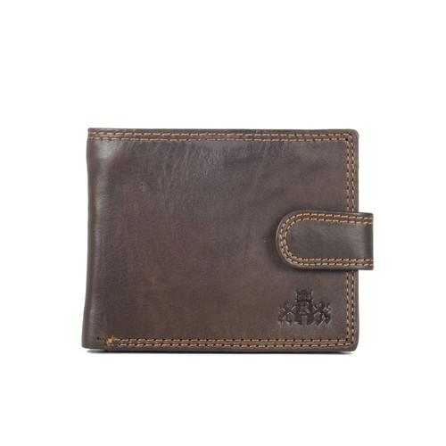 Rowallan Old Colonial Leather Tabbed Wallet