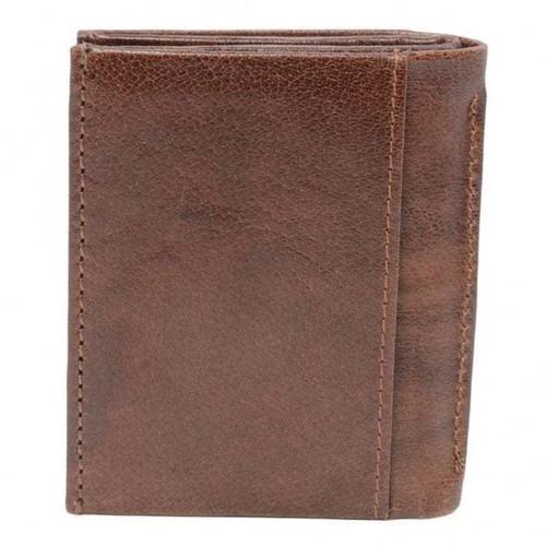 Ashwood Kingston C Range Tan Leather Wallet